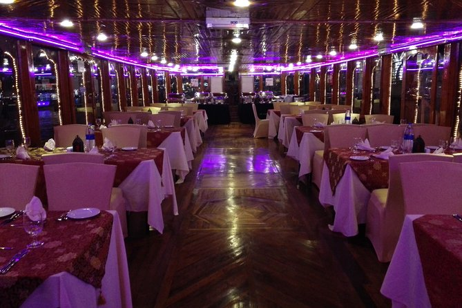 5 Star Marina Dhow Cruise Dinner with Transfers