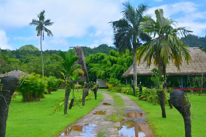 Suva Village tour