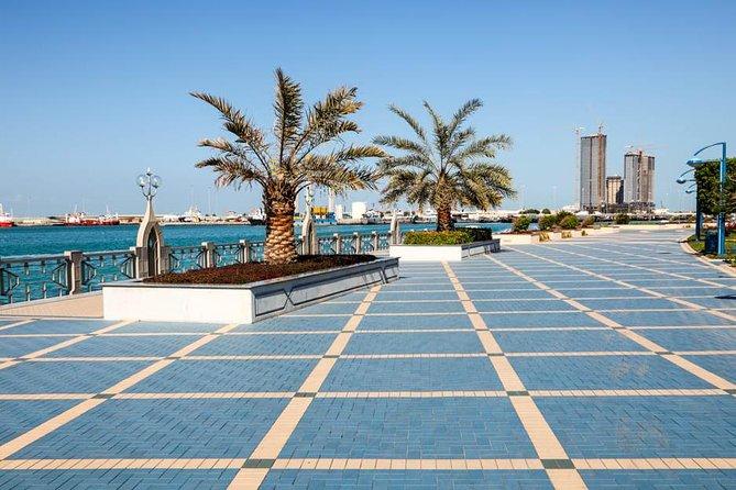 Abu Dhabi: Shiek Zayed Grand Mosque visit and glimpse of Emirates Palace AUH