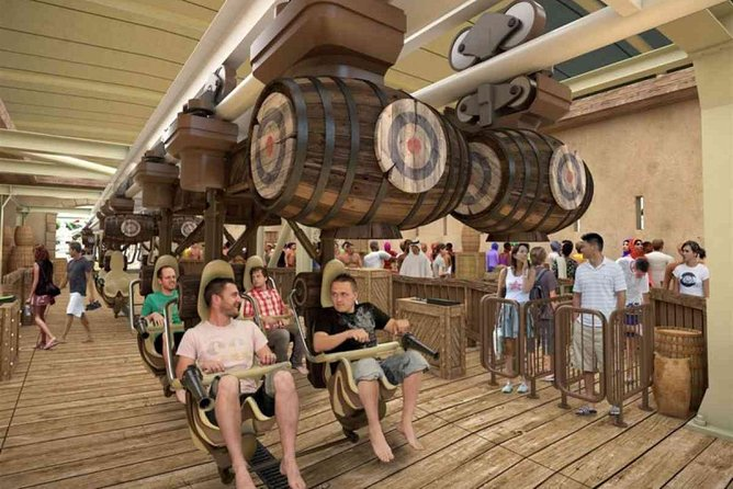 Full Day Abu Dhabi City Tour & Yas Water World Entry ticket with Transfers