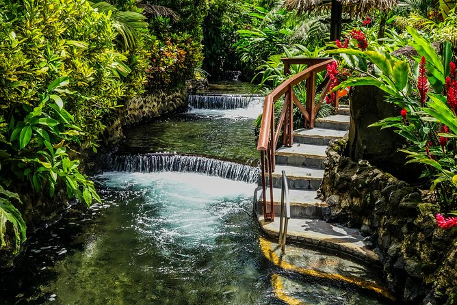 Combo Tour with Hanging Bridge,Waterfall,Volcano Hike and Tabacon Hot Springs photo 10