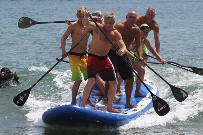 Giant Inflatable Paddle Board SUP Rental