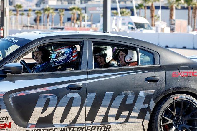 Las Vegas Drifting Ride-Along