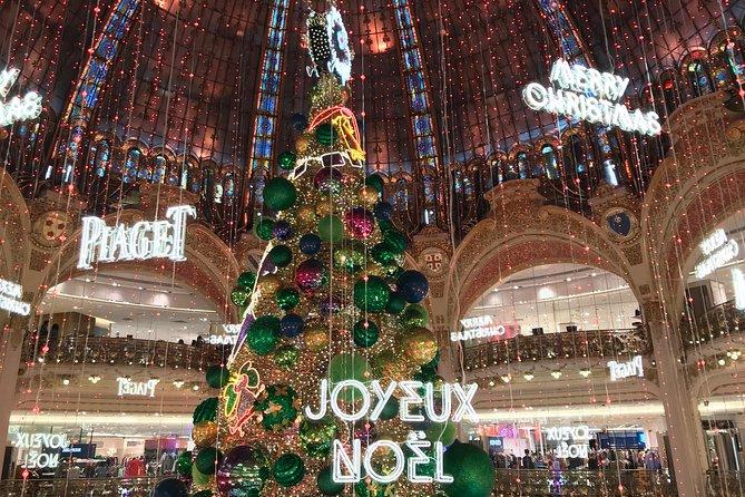 Christmas Market & Illuminations Paris Small Group Walking Tour 2020