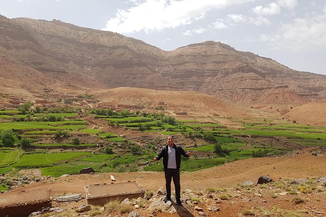 Full-Day Trip from Marrakech to Atlas Mountains and The Ancient Ait Ben Haddou photo 2