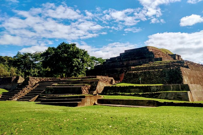 El Salvador Mayan Ruins, Private Guided Bilingual Day Tour