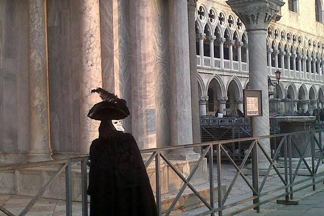 Ghosts And Legends In Venice