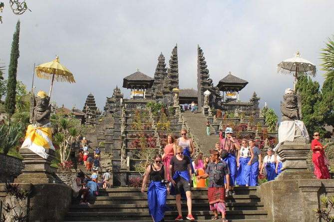 Full Day Kintamani and Besakih Mother Temple Tour Including Lunch