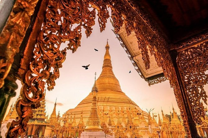Yangon Half Day City Tour