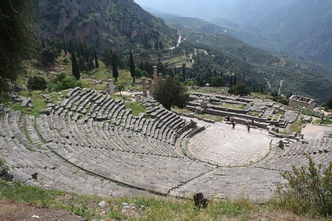 Delphi full day private tour from Athens