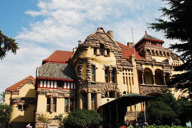 German Era Tour of Old Town Qingdao with Lunch and Beer Museum