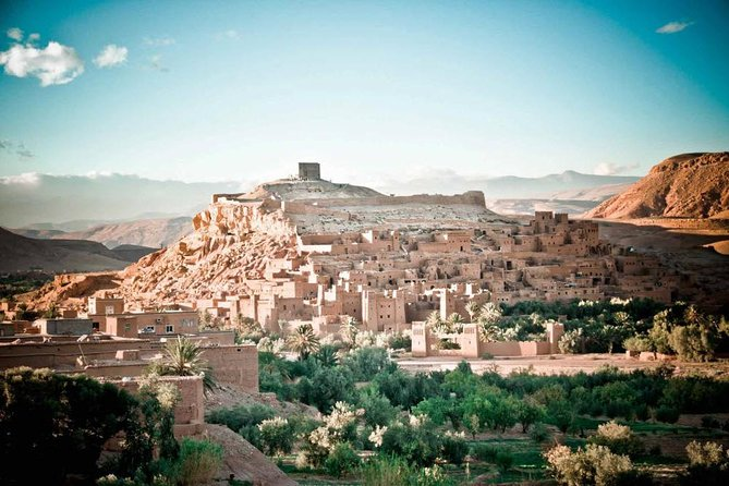 Full-Day Excursion to Ouarzazate from Marrakech