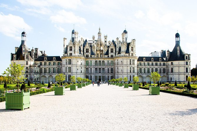 Loire Valley Two Castles in One Day Chambord & Clos Lucé Day Trip from Paris