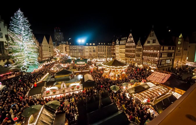 Private tour From Brussels : Christmas market in Gent