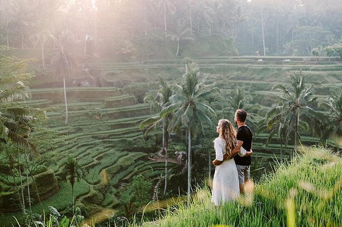 Ubud - Tanah Lot and Uluwatu Tour