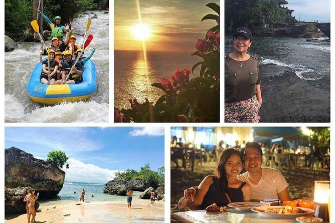 White Water Rafting - Tanah Lot and Uluwatu Tour