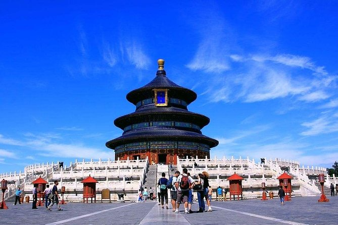 Private Beijing Half Day Tour : Lama Temple, Silk Factory And Temple of Heaven
