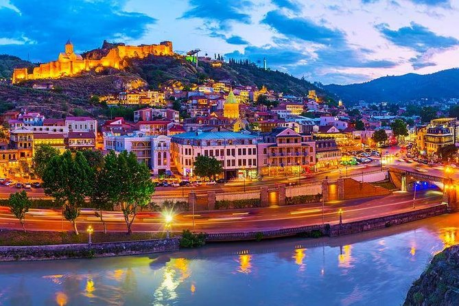 Tbilisi City Tour , Jvari monastery , Uplistsikhe caves and Mtskheta in 1 DAY!!!