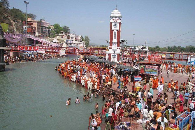Private Day Trip to Haridwar and Rishikesh from Delhi by Car