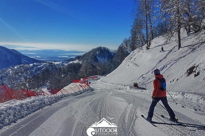 Skiing in Azerbaijan