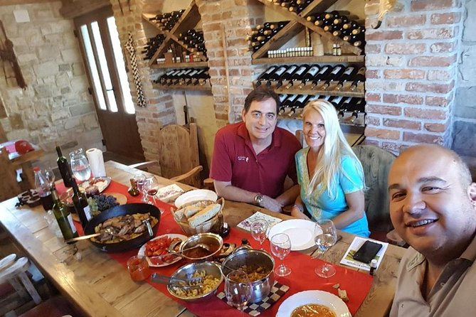 Private day Trip From Split With Farm to Table Lunch