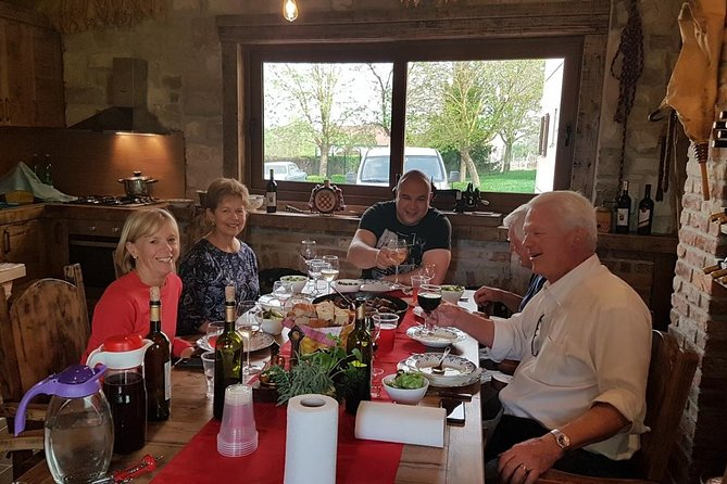 Safari Private Day Trip From Split Old Village farm to table Lunch