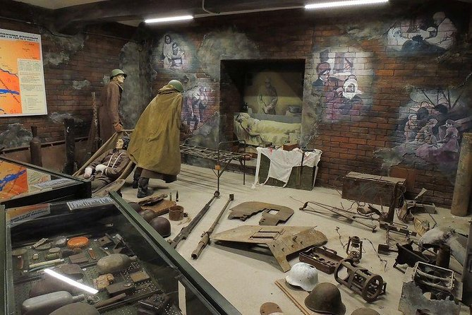 Private Tour: A Unique Museum Dedicated to the Battle of Stalingrad in 1942-1943