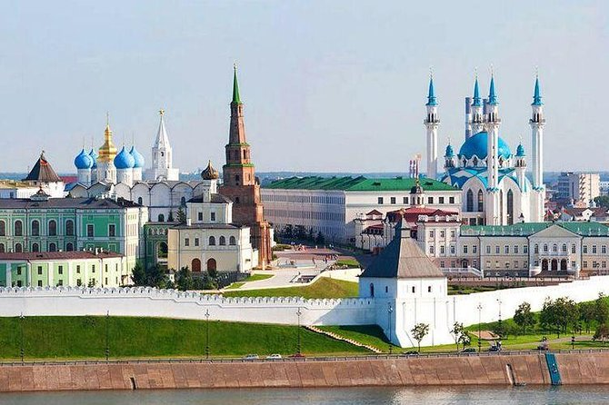 Tour to the Kazan: Amazing Kremlin