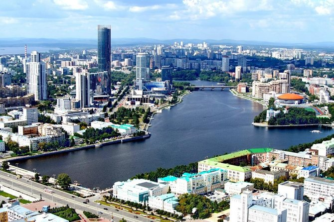 PrivateTour: Yekaterinburg Sightseeing Tour by Car
