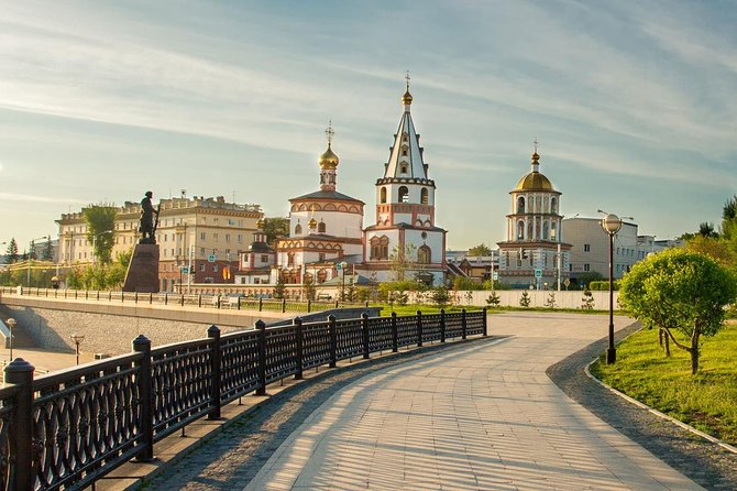 Private Irkutsk Sightseeing Tour with Transport