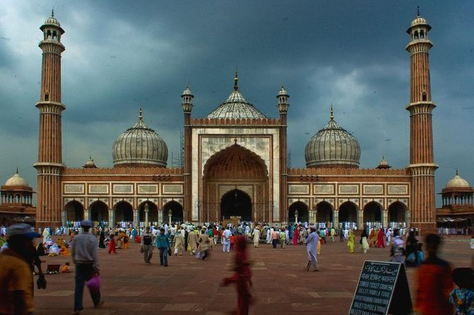 Muslim Friendly Full Day Halal Tour of Delhi