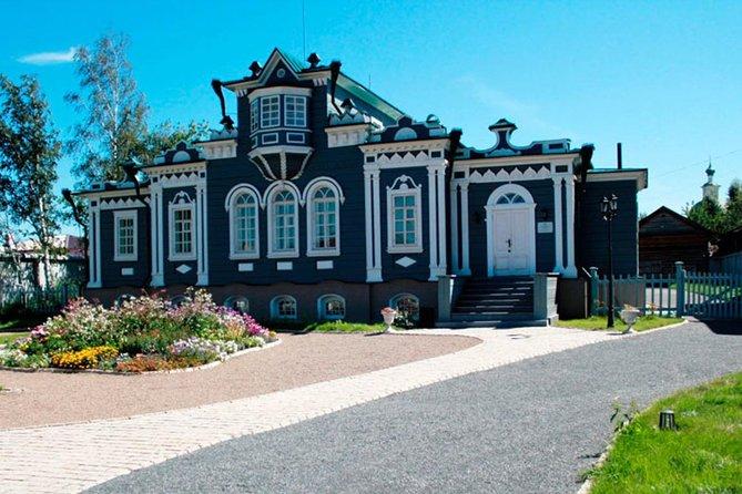 Irkutsk Private City Tour with Visit to Decembrists' Museum