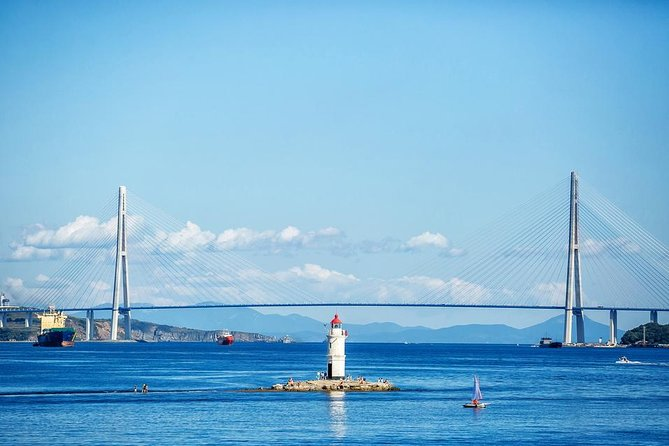 Explore Vladivostok - the Capital of Russian Far East on Private Panoramic Tour!