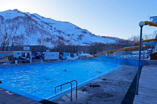 Kamchatka Private Day Tour: Paratunka Hot Springs