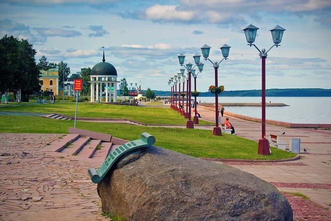 Petrozavodsk Sightseeing Tour by Car