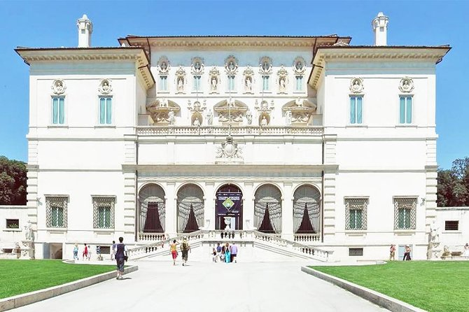 Skip-the-Line Borghese Gallery & Gardens Private Guided Tour