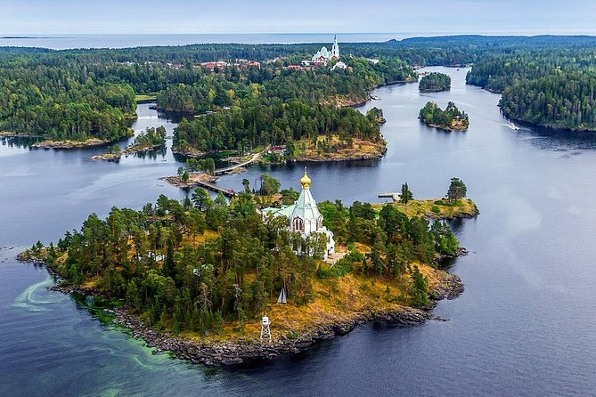 Private Tour to Valaam: Visit one of the Oldest Monasteries in Russia (by train)