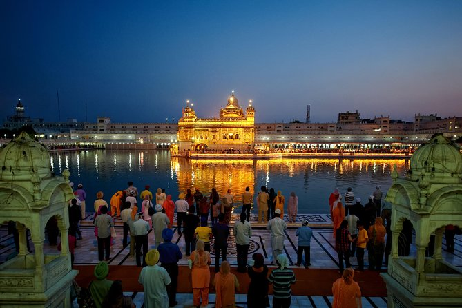 Evening visit of Golden Temple Amritsar