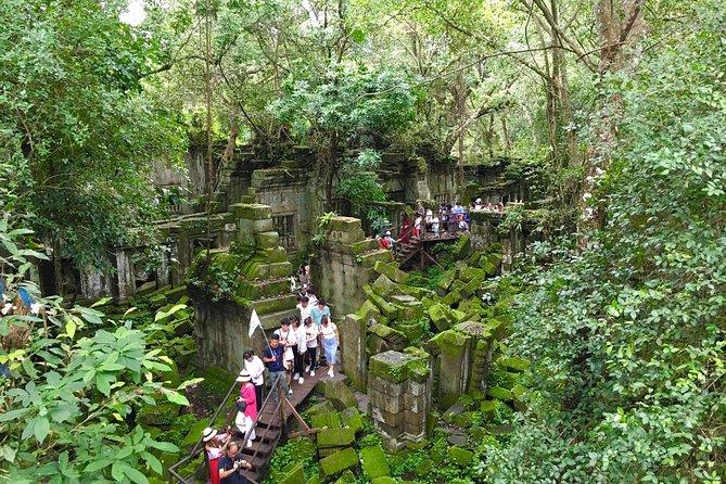 Beng Mealea & Floating Village Private Tour