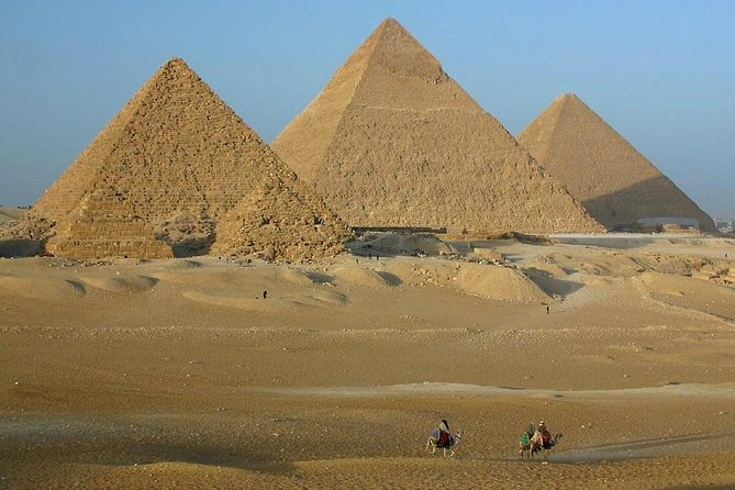 Full-Day Private Sightseeing Tour of Cairo Highlights with Lunch