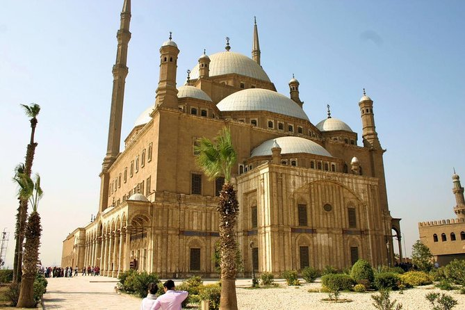 Full day tour to pyramids, Sphinx, Egyptian Museum, Coptic Cairo and Bazaar photo 2