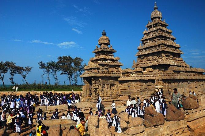 Mahabalipuram Temple and Beach Day Tour from Chennai
