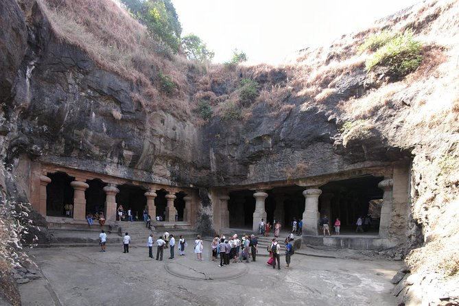 Elephanta Cave & Mumbai Chor Bazaar, the Thieves market tour