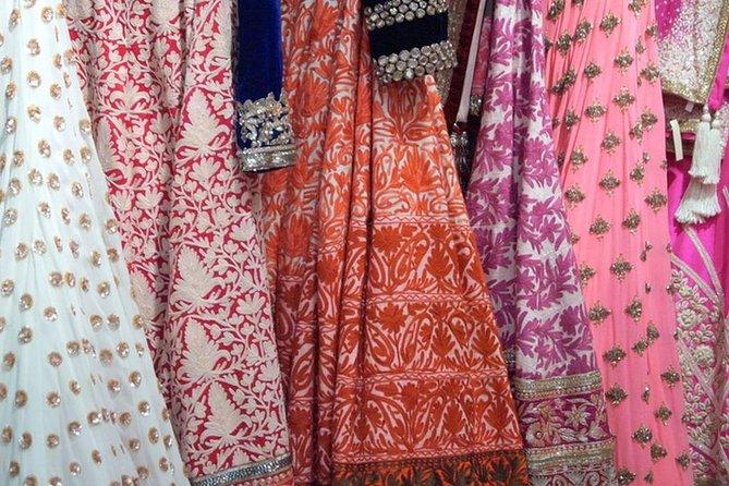 Chandni Chowk Textile Tour