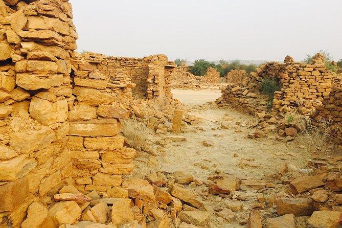 Kuldhara Full-Day Haunted tour from Jaisalmer