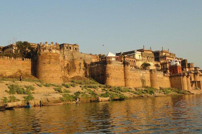 Chunar fort & river tour in Varanasi