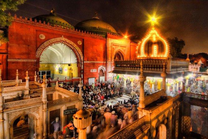 Delhi Nizamuddin Dargah Sufi Music and Songs Tour