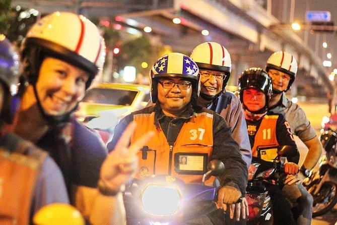 A Motorbike Market Adventure through Bangkok