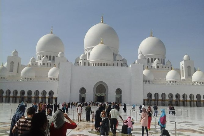 Private Abu Dhabi Full-day Tour From Dubai