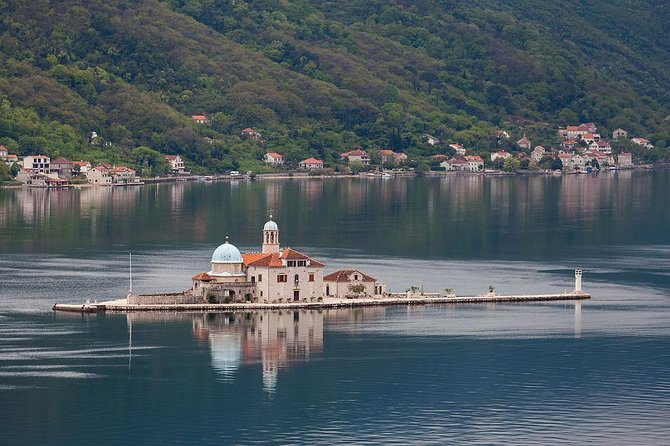 Kotor, Perast and Our Lady of the Rocks private tour